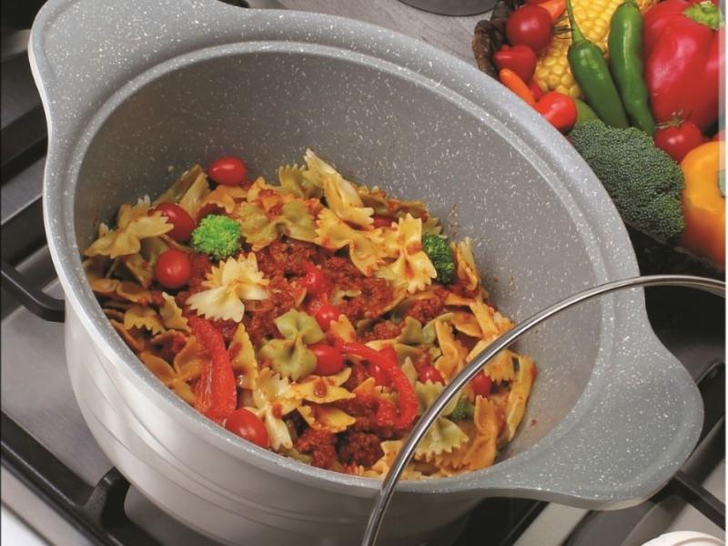 اصول استفاده و نگهداری از ظروف گرانیتی