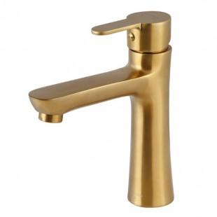 شير دستشویی راشا طلا مات اِدرینا