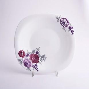 سرویس غذاخوری 28 پارچه پارس اوپال مدل Lalique 362