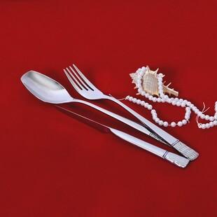 سرویس قاشق و چنگال غذاخوری 39 پارچه نیکولمن مدل 200