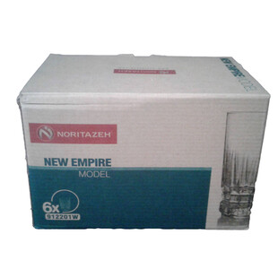 لیوان نوری تازه سری نیوامپایر مدل 912201W بسته 6 عددی