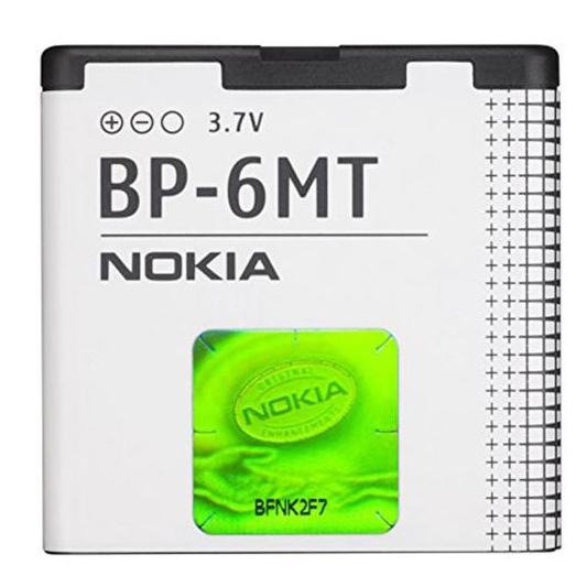 باتری موبایل مناسب برای نوکیا BP-6MT با ظرفیت 1050 میلی آمپر ساعت