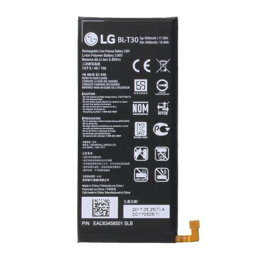باتری گوشی ال جی مدل BL-T30 مناسب برای گوشی ال جی X Power 2