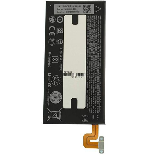 باتری موبایل مدل B2PZF100 ظرفیت 3000 میلی آمپر ساعت مناسب برای گوشی موبایل اچ تی سی U ULTRA