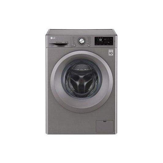 ماشین لباسشویی ال جی مدل  F4J5TNP7S  هشت کیلویی