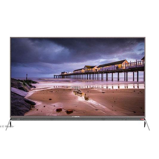 تلویزیون ال ای دی هوشمند ایکس ویژن مدل 55XKU635 سایز 55 اینچ