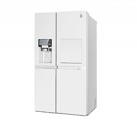یخچال و فریزر ساید بای ساید دوو مدل D2S-3033MW