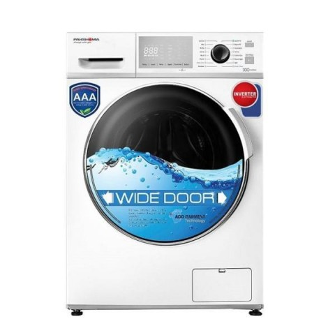 ماشین لباسشویی پاکشوما مدل WFI-83437 ظرفیت 8 کیلوگرم