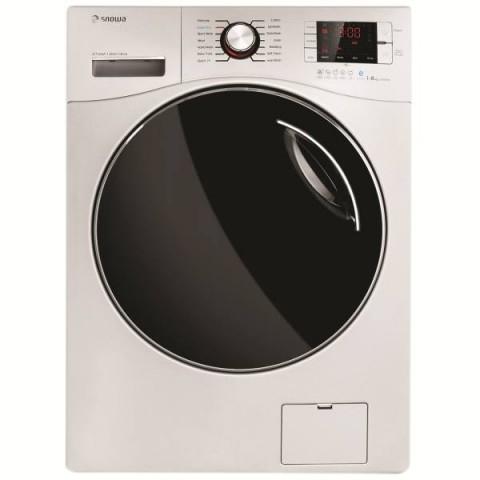 ماشین لباسشویی اسنوا مدل SWD-Octa S ظرفیت 8 کیلوگرم