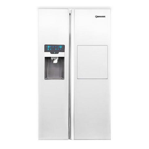 یخچال و فریزر ساید بای ساید اسنوا مدل S8-2321GW