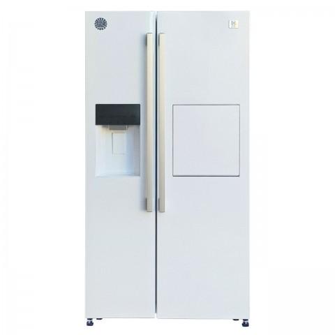 یخچال و فریزر ساید بای ساید دوو مدل DES-2915W