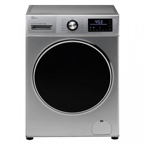 ماشین لباسشویی جی پلاس مدل J9470S ظرفیت 9 کیلوگرم