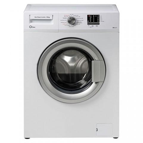 ماشین لباسشویی جی پلاس مدل 62U03W ظرفیت 6 کیلوگرم