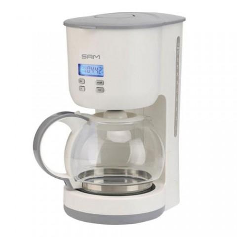 قهوه ساز سام مدل CM-715 W