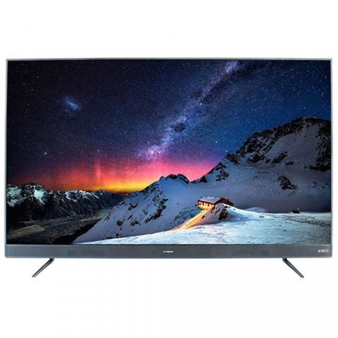 تلویزیون ال ای دی هوشمند ایکس ویژن مدل 55XTU745 سایز 55 اینچ