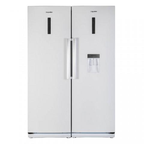 یخچال و فریزر دوقلوی دیپوینت مدل D4