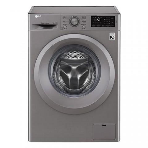ماشین لباسشویی ال جی مدل WM-621NS ظرفیت 6 کیلوگرم
