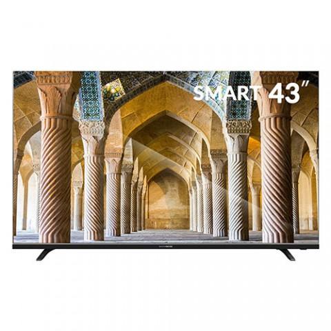 تلویزیون ال ای دی هوشمند دوو مدل DSL-43K5411 سایز 43 اینچ
