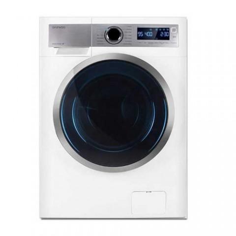 ماشین لباسشویی 8 کیلویی سفید دوو مدل DWK-Life 80TT