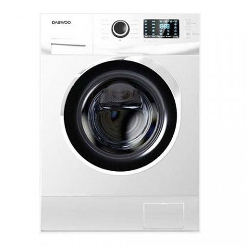 ماشین لباسشویی 8 کیلویی سفید دوو مدل DWK-8240