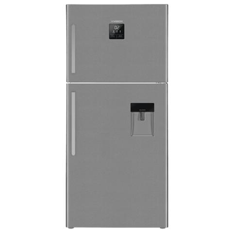 یخچال فریزر ایکس ویژن مدل TT580-ASD