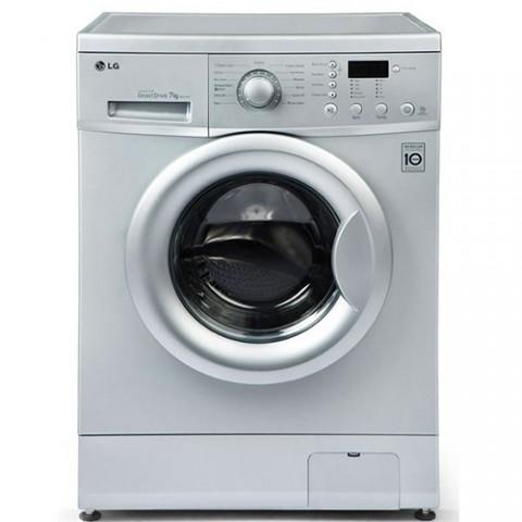 ماشین لباسشویی ال جی مدل WM-372 NT با ظرفیت 7 کیلوگرم