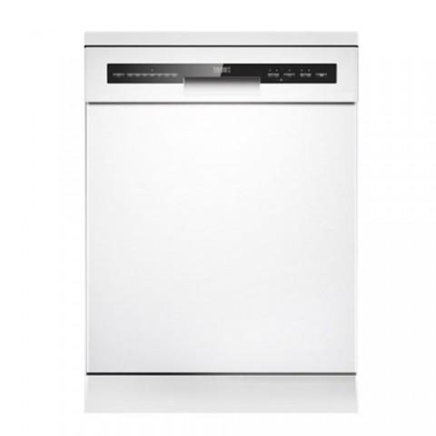ماشین ظرفشویی 14 نفره سفید سام مدل DW180W