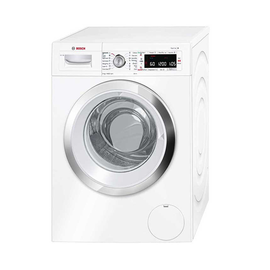 ماشین لباسشویی بوش سری 8 مدل WAW32660IR ظرفیت 9 کیلوگرم
