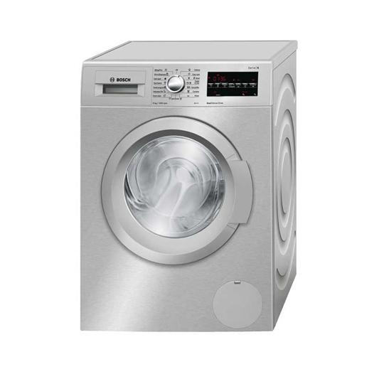 ماشین لباسشویی بوش سری 6 مدل WAT2848XGC ظرفیت 9 کیلوگرم