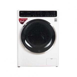ماشین لباسشویی ال جی مدل WM-L1057C ظرفیت 10.5 کیلوگرم