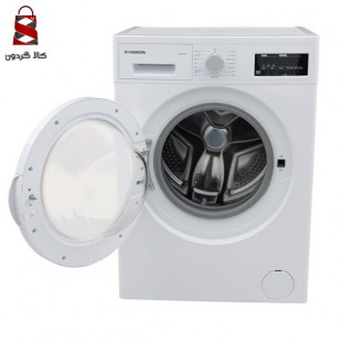ماشین لباسشویی ایکس ویژن مدل XVW-724 ظرفیت 7 کیلوگرم
