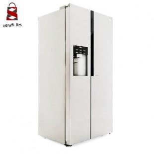 یخچال فریزر ساید بای ساید ال جی مدل SXS230W