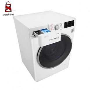 ماشین لباسشویی درب از جلو ال جی مدل WM-845SW