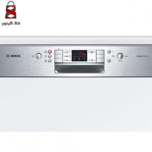 ماشین ظرفشویی توکار بوش مدل SMI53M75EU