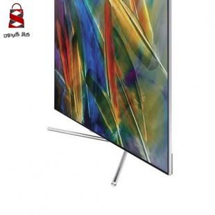تلویزیون کیولد هوشمند سامسونگ مدل 55Q77 سایز 55 اینچ