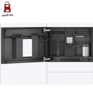 قهوه ساز تمام اتوماتیک توکار بوش مدل CTL636ES1