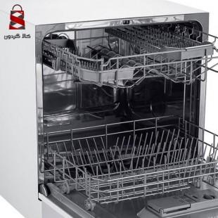 ماشین ظرفشویی رومیزی مایدیا مدل WQP8-3802F