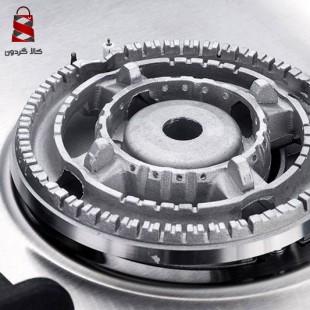 اجاق گاز صفحه ای سینجر مدل SDS 401