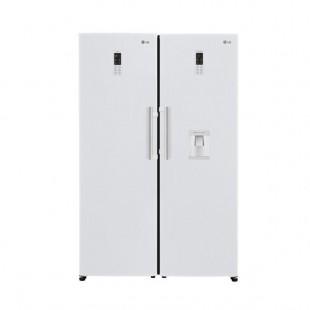 یخچال و فریزر دوقلوی ال جی مدل LF250FL-LF250RL