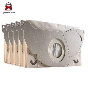 پاکت جاروبرقی و فرش شوی کرشر مدل SE5.100 - WD2 - MV2 بسته ۵ عددی