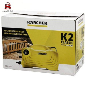 کارواش کرشر مدل k2 classic