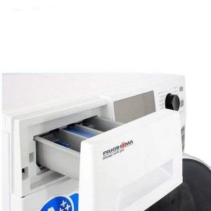 ماشین لباسشویی پاکشوما مدل WFI-84437 ظرفیت 8 کیلوگرم
