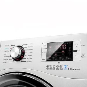 ماشین لباسشویی اسنوا مدل SWD-Octa CW ظرفیت 8 کیلوگرم