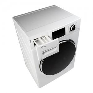ماشین لباسشویی جی پلاس مدل J8470S ظرفیت 8 کیلوگرم