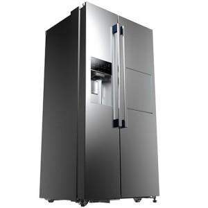 یخچال و فریز ساید بای ساید دوو مدل DES-3340SS