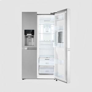 یخچال و فریزر ساید بای ساید دوو مدل D2S-1033SS