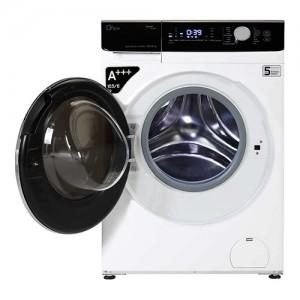 ماشین لباسشویی جی پلاس مدل GWM-K1048 W ظرفیت 10.5 کیلوگرم