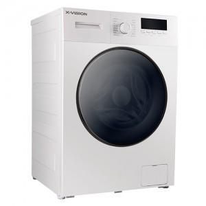 ماشین لباسشویی ایکس ویژن مدل TG72-BW/BS ظرفیت 7 کیلوگرم