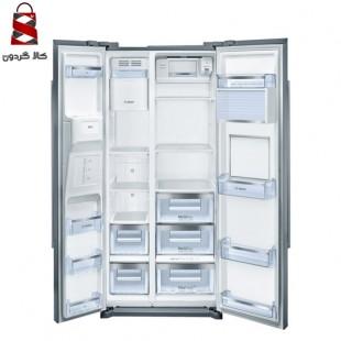 یخچال و فریزر بوش مدل KAG 90AI20 N