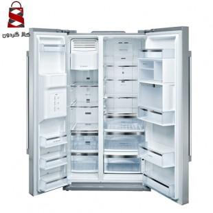 یخچال و فریزر بوش مدل KAD80A104